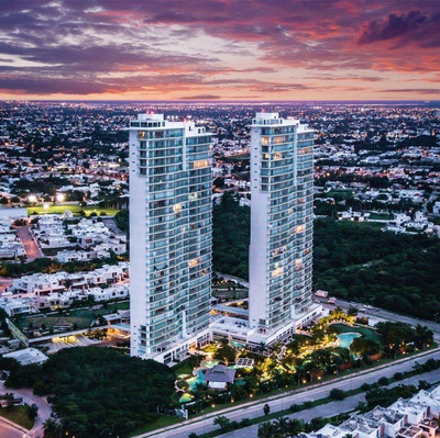 Country Towers Mérida, 215 M², Piso 21 Torre Terra