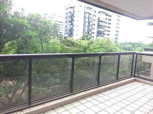 Imagem 1 de 15 de Apartamento-à Venda-barra Da Tijuca-rio De Janeiro - Svap40019