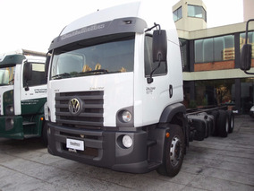 Vw 24-280 Consteletion Truck Teto Alto 2013/ Financia 100%