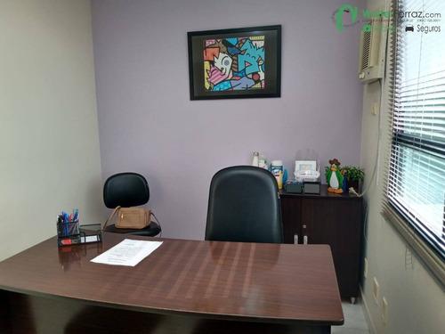 Imagem 1 de 15 de Sala Comercial Em Localização Privilegiada No Bairro Do Macuco - 2857