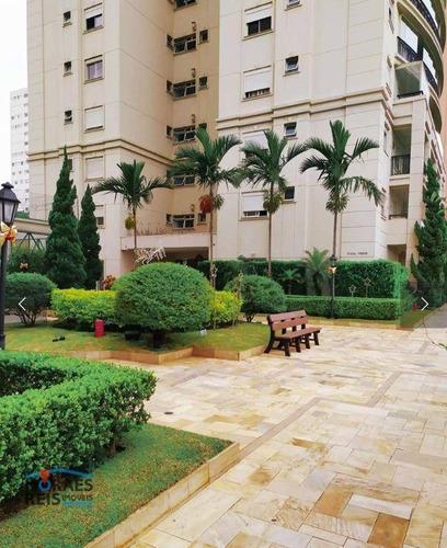 Apartamento À Venda, 100 M² Por R$ 990.000,00 - Chácara Santo Antônio (zona Sul) - São Paulo/sp - Ap15962