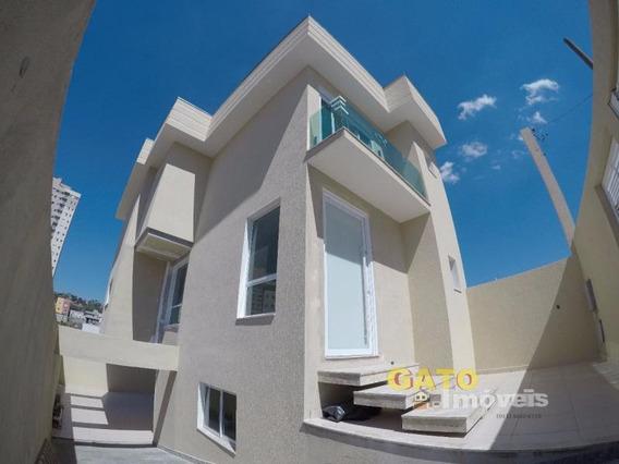 Casa Para Venda Em Cajamar, Portais (polvilho), 4 Dormitórios, 2 Suítes, 2 Banheiros, 5 Vagas - 17945_1-994810