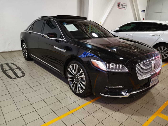 Lincoln Continental 2018 4p Reserve V6/3.0/t Aut.