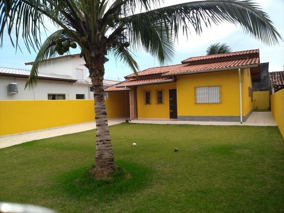 Casa Amplo Terreno Gramado 50 Ms Da Praia-ac.financ.jd.britânia - 220
