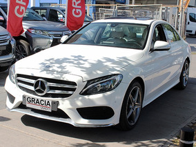 Mercedes Benz Clase C200 2015