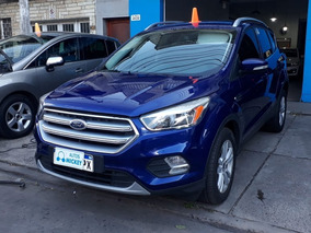 Ford Kuga 2.0 Sel Azul 4x2 Automatica Rural 5 Puertas 2017