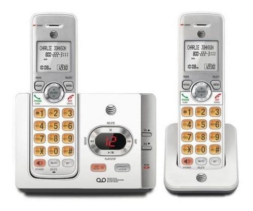 Telefono Inhalambrico At&t Set X 2 Undades
