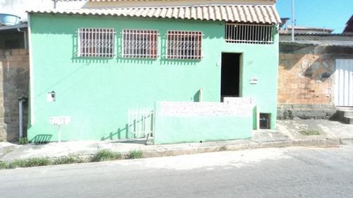 Casa Com 2 Quartos Para Comprar No Jaqueline Em Belo Horizonte/mg - 394