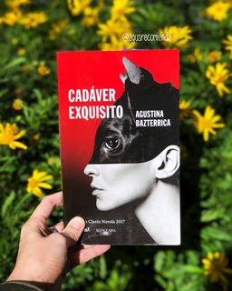 Cadáver Exquisito - Agustina Bazterrica - Ed. Alfaguara