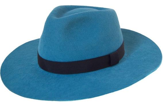 Sombrero Australiano Fieltro Compañia De Sombreros H944000