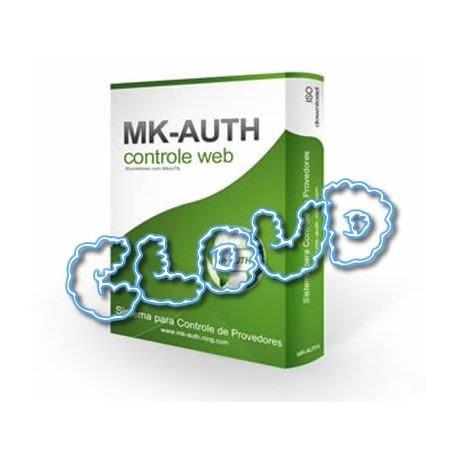 Mk-auth Cloud 4 Gb Ram Cloud Canada Servidores Mk-auth