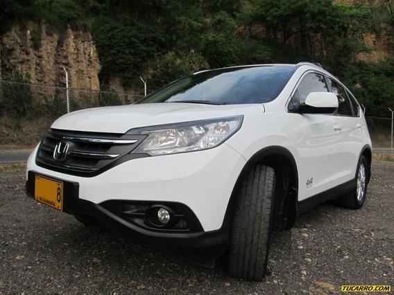 Honda Cr-v Exl Cat