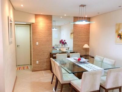 Apartamento Residencial À Venda, Jardim Apolo, São José Dos Campos - . - Ap0567