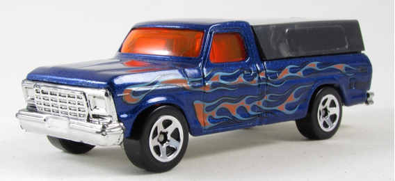 G15 Hot Wheels 1979 Ford F-150 Pickup Truck 2007 Collectors