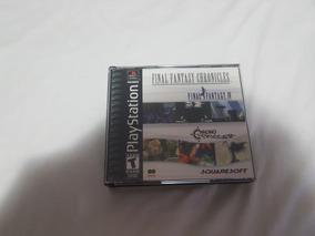 Final Fantasy Chronicles Ps1 Original Completo