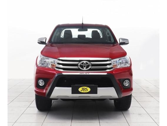 Hilux 2.8 Srv 4x4 Cd 16v Diesel 4p Automático 33500km