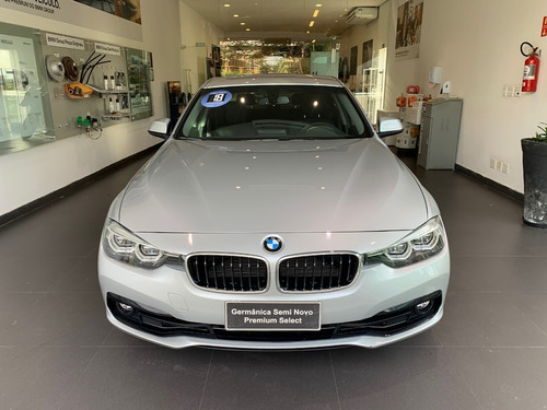 Bmw 320i Sport 2.0 16v Turbo Active Flex 4p Automático 2018