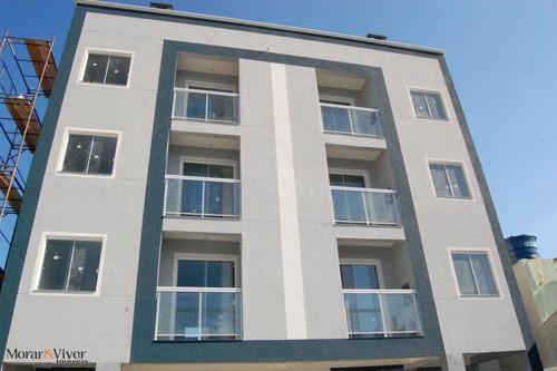 Imagem 1 de 15 de Apartamento Para Venda Em São José Dos Pinhais, Afonso Pena, 2 Dormitórios, 1 Banheiro, 1 Vaga - Sjp0079_1-1465635