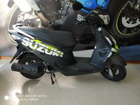 Suzuki Lets 115