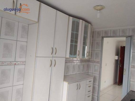 Apartamento Com 2 Dormitórios Para Alugar, 48 M² Por R$ 760,00/ano - Jardim Satélite - São José Dos Campos/sp - Ap2080
