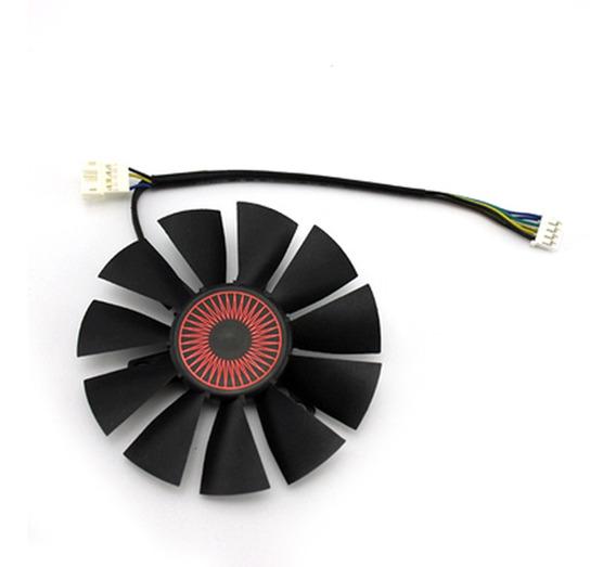Fãs Placa Gráfica Cooler Para Asus Gtx1060/1050/960/950/750t