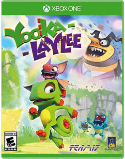 Fisico Sellado Hoy Yooka Laylee Xbox One
