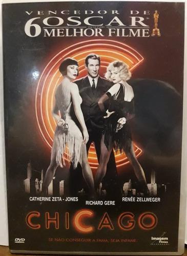 Imagem 1 de 4 de Dvd - Chicago - Richard Gere