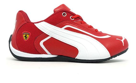 Tênis Puma Ferrari New