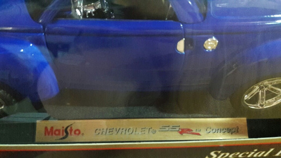 Chevrolet Ss Concept 1/18