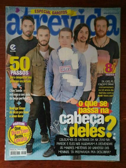 Revista Atrevida Capa Nx Zero - N° 226