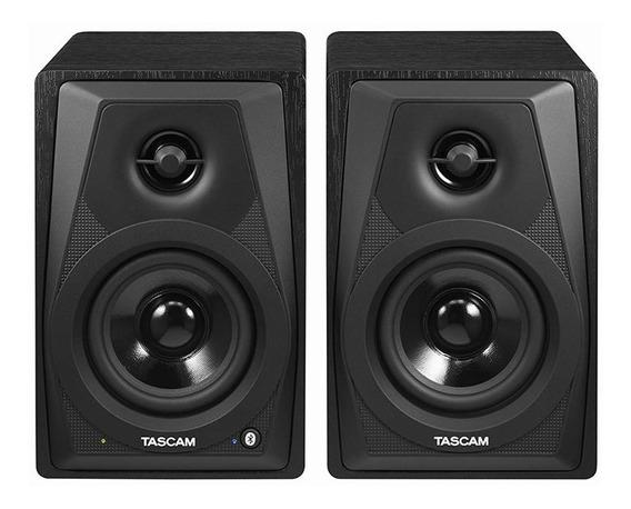 Tascam Vl-s3bt Monitores Estudio Parlante Bluetooth 14w+14w