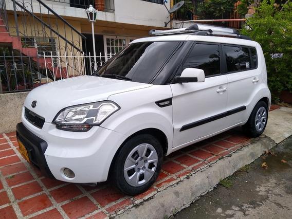 Kia Soul Lx 1.6 Blanco Automatico