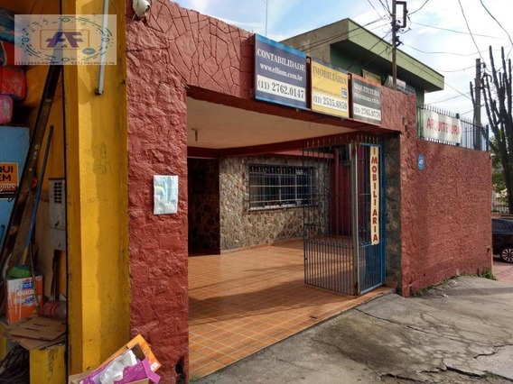 Sala Comercial Pra Alugar Em Itaquera - Sa0003