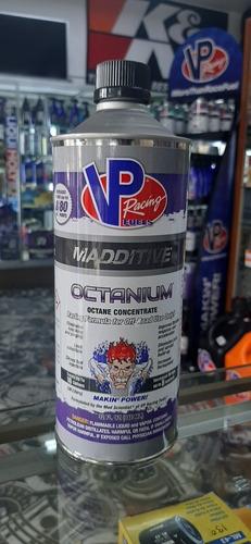 Octane Booster Octanium Vp Racing Fuels