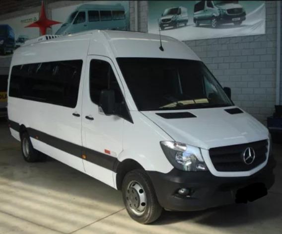 Mercedes Benz Sprinter Van 2.2 Teto Alto 5p