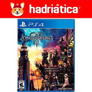 Kingdom Hearts 3 Ps4 Sellado Nuevo Fisico Stock Ya Local