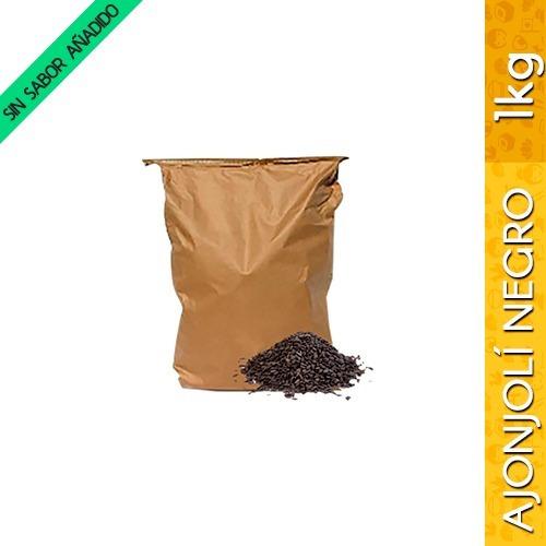 Ajonjolí Negro Tostado 1kg
