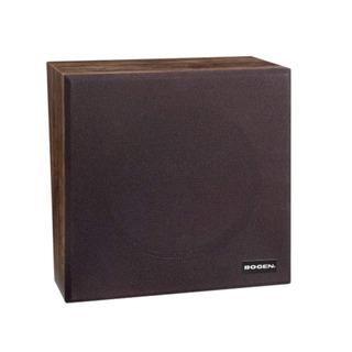 Bogen Wall Baffle Speaker - Walnut Bg-wb1ez