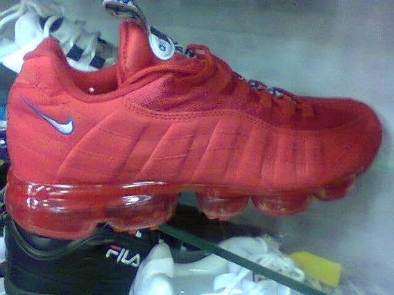 Tenis Nike Air Max 95 Plus Vermelho Nº38 A 43 Original