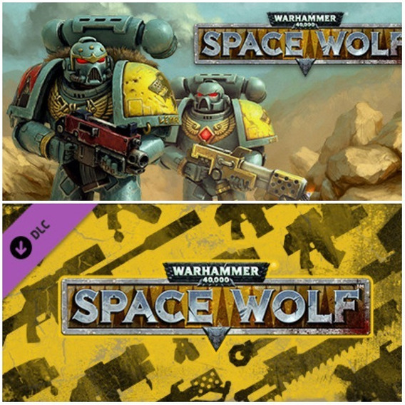 Warhammer 40,000: Space Wolf - Deluxe Edition Steam Key