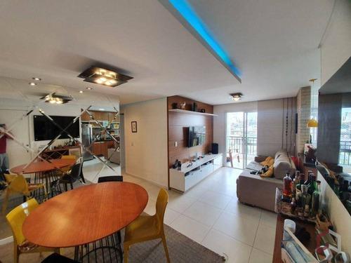 Imagem 1 de 30 de Apartamento Com 2 Dormitórios À Venda, 68 M² Por R$ 550.000,00 - Tatuapé - São Paulo/sp - Ap0776