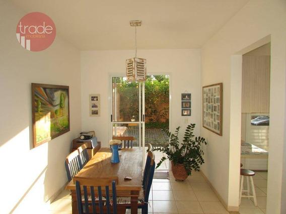 Casa Para Alugar, 99 M² Por R$ 2.000,00/mês - Vila Do Golf - Ribeirão Preto/sp - Ca2451