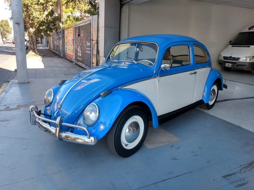 Volkswagen Escarabajo 1962 Automotores Gps