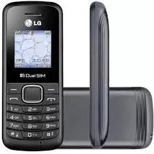 Celular Teclado Lg B220 Radio Fm Lanterna Dual Chip