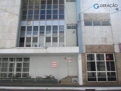 Sala Comercial Para Locação, Centro, São José Dos Campos. - Sa1066