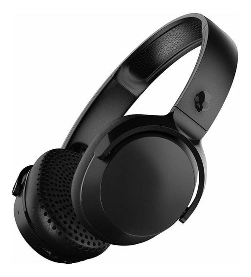 Fone de ouvido sem fio Skullcandy Riff Wireless black