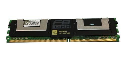 Imagem 1 de 10 de Memoria 2gb Pc2-5300f Hp Xw6400 Xw6600 Xw460c Xw8400 Xw8600