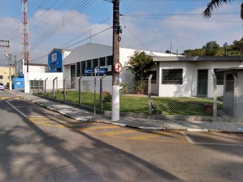 Imagem 1 de 11 de Galpão Para Alugar, 450 M² Por R$ 12.000,00/mês - Caputera - Arujá/sp - Ga0001