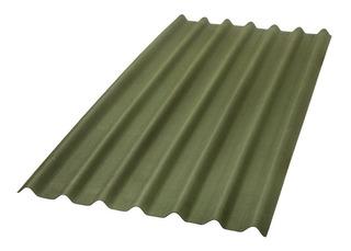 Telha Ecológica Stilo Verde 200x95cm