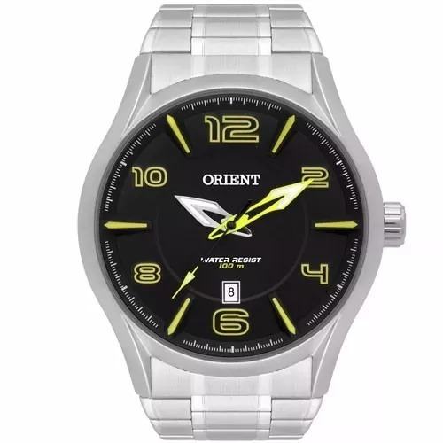 Relógio Orient Masculino Classico - Mbss1318 Pysx